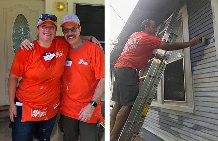 Team Depot, Meals on Wheels